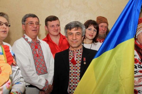 Крым объединил представителей украинских диаспор из разных стран