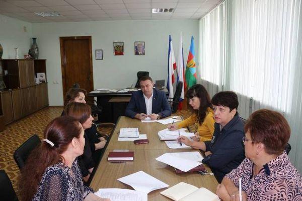 В Красноперекопском городском совете состоялось заседание рабочей группы по оптимизации штатной численности органов местного самоуправления
