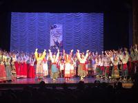 В Симферополе прошел открытый фестиваль-конкурс детских фольклорных коллективов «Крымский Терем»