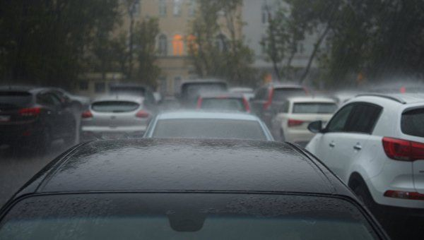 В среду в Крыму до +18, местами дожди