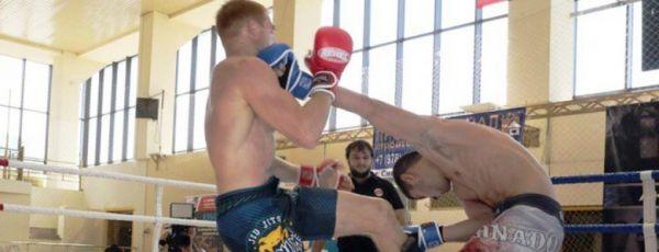 Ялтинские бойцы успешно выступили на Кубке Крыма по ММА