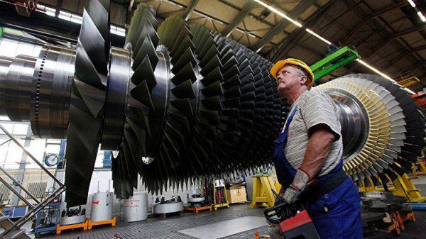 Путин не обсуждал с немецкими бизнесменами турбины Siemens в Крыму
