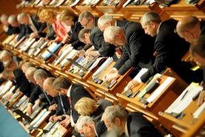 Сенат Чехии открестился от слов Земана по Крыму