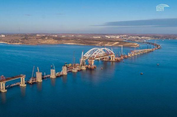 Керченский пролив открыли для кораблей