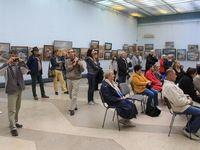 В Ялте открылась очередная выставка творческих работ