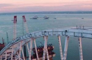 Мост в Крым вдохновил страну на новую стройку
