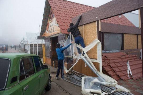 В Симферополе снесут около 90 незаконных объектов