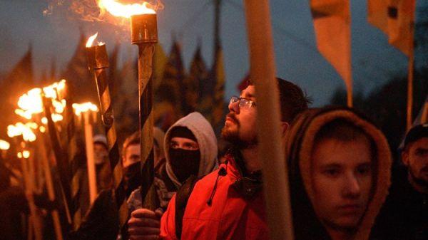 Националисты вУкраинском государстве собрались сражаться сроссийскими компаниями