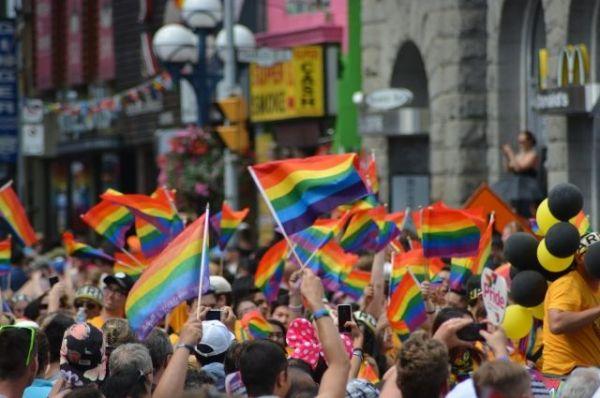 Власти Симферополя получили заявку напроведение вгороде гей-парада