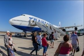Антимонопольщики взволнованы ценами на полеты в Крым