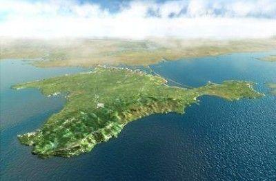 Крыму прочат превращение в остров из-за глобального потепления
