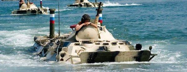 Росгвардия создаст морскую бригаду в Крыму