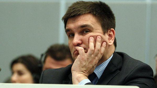 Климкин опроверг объявление опреследовании репортеров вгосударстве Украина
