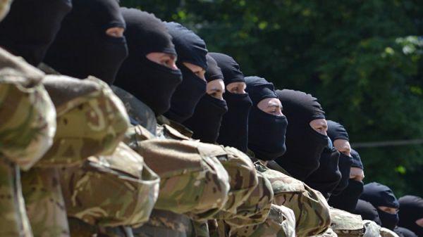 Украинские националисты готовы бороться за единство Испании