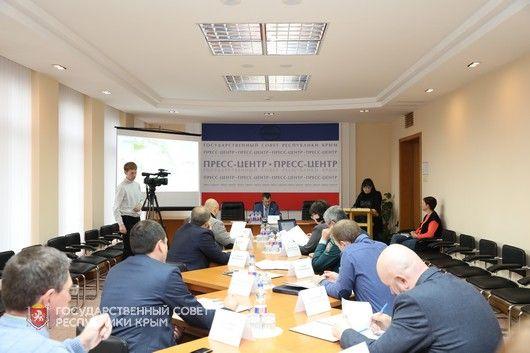Стратегию развития, сохранения и рационального использования особо охраняемых природных территорий обсудили в крымском парламенте