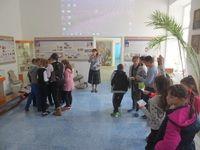 В МКУК «Белогорский районный историко-краеведческий музей» прошло мероприятие «Люби свой край и воспевай его»