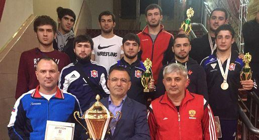 Вольники выиграли 2 награды интернационального турнира в Российской Федерации