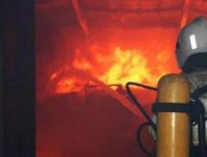 На пожаре в Армянске спасли пенсионера