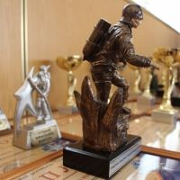 Победители регионального этапа фестиваля «Созвездие мужества 2017» получили свои награды