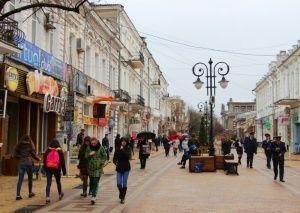Симферопольца избили и ограбили в центре города