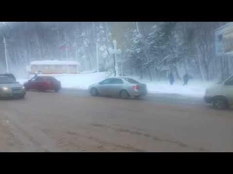 На Ангарском перевале сохраняются непростые погодные условия