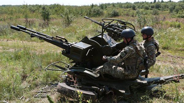НаХерсонщине начались контрольные летные тестирования зенитных ракет