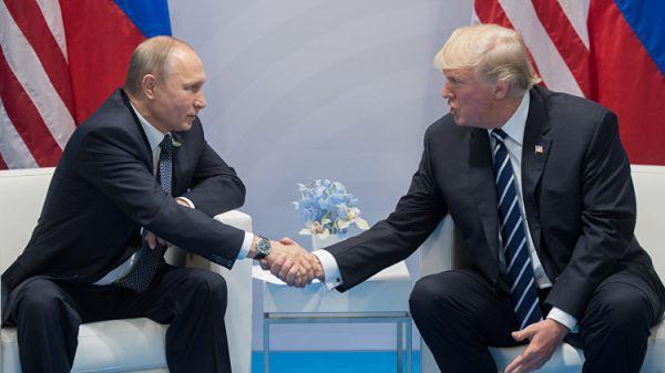Трамп анонсировал «важную» встречу сПутиным