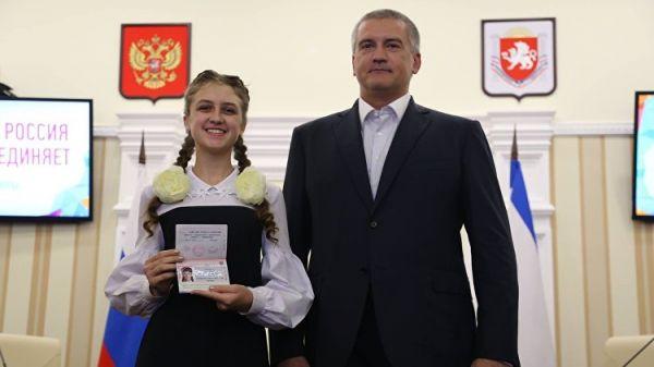 Аксенов обвинил государство Украину иЗапад вразвязывании масштабной информационной войны