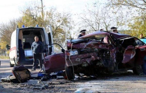 Число погибших ДТП вКрыму возросло до 2-х человек
