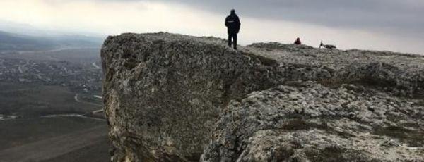 В Крыму спасли еще одного суицидника