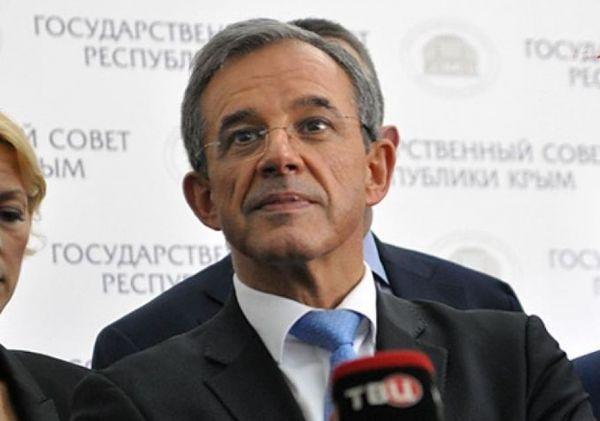 Санкции сРФ нужно снять: французский депутат сделал скандальное объявление поКрыму