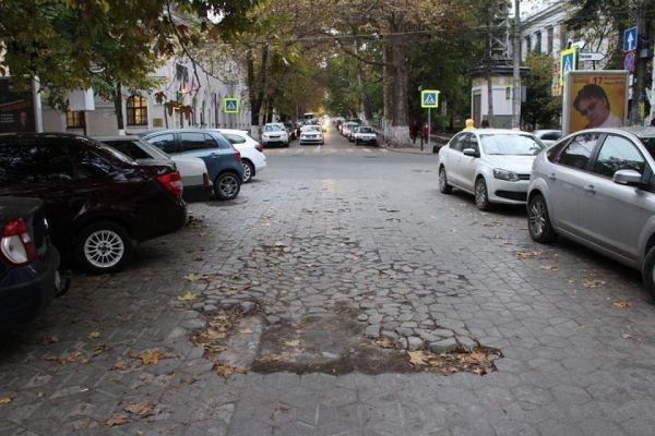 В Симферополе на документы для капремонта дорог потратят 14 миллионов рублей