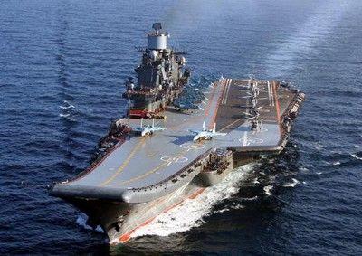 Аксенов неисключил, что вКрыму будут строить авианосцы