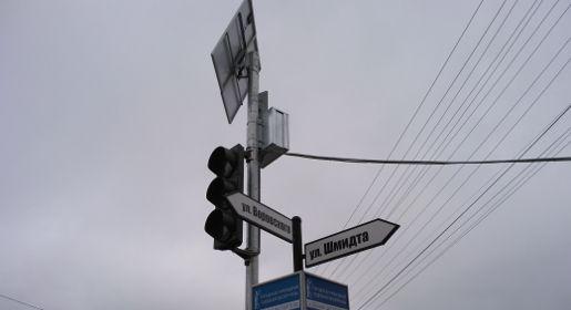 Светофоры на пересечении улиц Воровского и Шмидта в Симферополе отключены из-за жалоб горожан