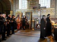 В Ялте почтили память погибших при исполнении служебных обязанностей сотрудников ОВД