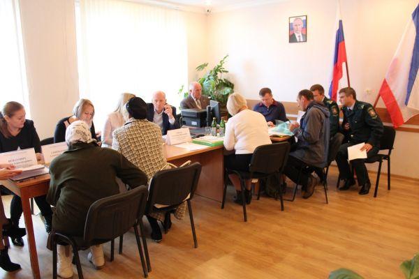 Геннадий Нараев провел личный прием граждан в селе Береговое