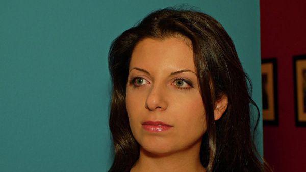 """""""Та страна"""": Симоньян прокомментировала решение о видеоконтенте России в США"""