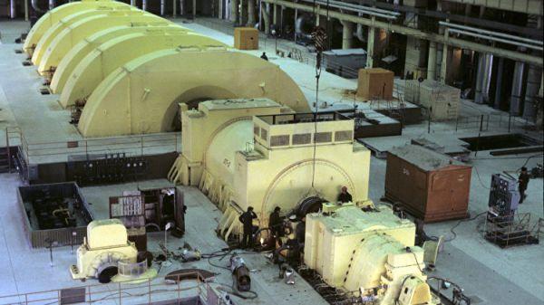 НаСмоленской АЭС временно снижена мощность энергоблока №1