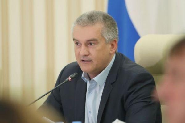Аксенов прокомментировал идею отменить указ 1954-ого опередаче Крыма