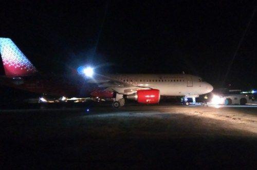 Аварийная посадка в аэропорту Симферполь: новые подробности