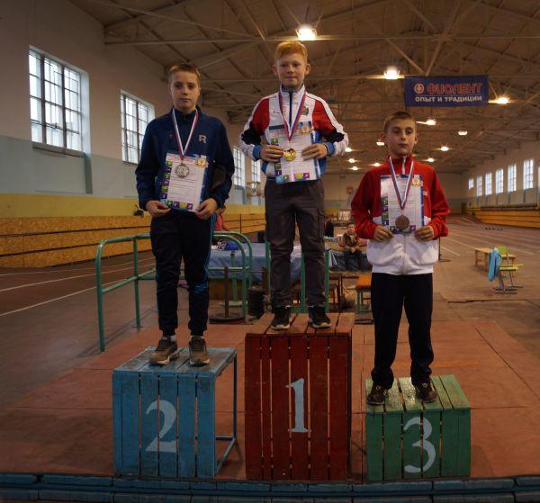 Определены победители и призеры Республиканского турнира по легкоатлетическому троеборью