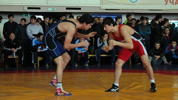 Симферопольский борец Амин Текушев – бронзовый призер мастерского турнира в Карачаево-Черкессии