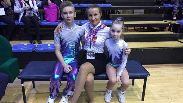 Симферопольская пара выступила в полуфинале рок-н-рольного турнира в Казани