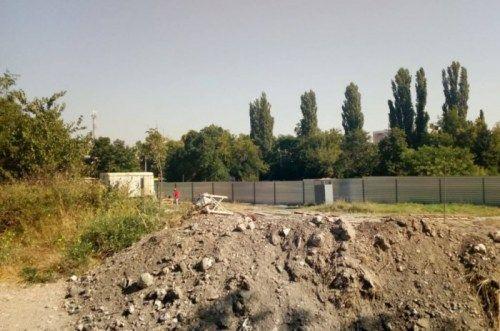 Археологи просят запретить строительство на месте дворца Калга-Султана в Симферополе