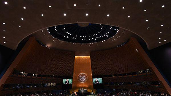 Комитет Генассамблеи ООН принял украинскую резолюцию по Крыму