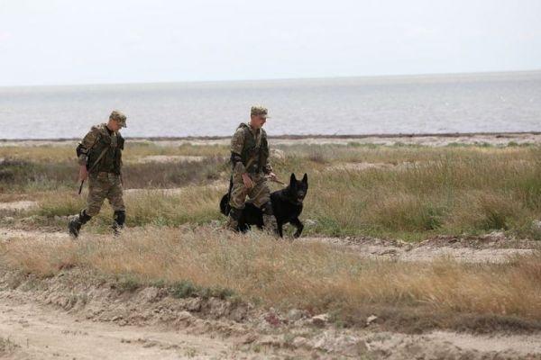 В Крыму задержали украинца, который хотел тайком пересечь границу