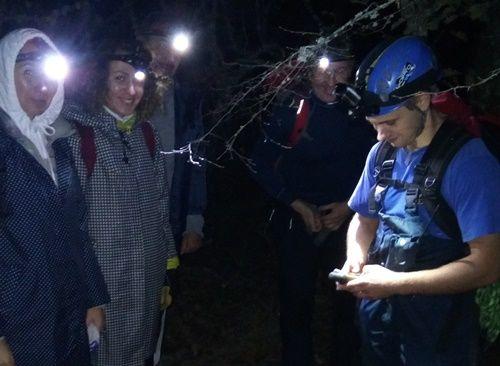 Алуштинские спасатели эвакуировали с г. Аю- Даг трех туристов