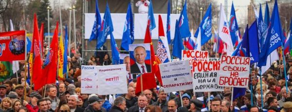 В состав Крыма предложили включит... Мелитополь