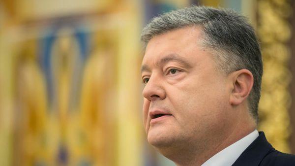 Порошенко вспомнил одостижениях Украинского государства вкосмосе вгодовщину полета Каденюка