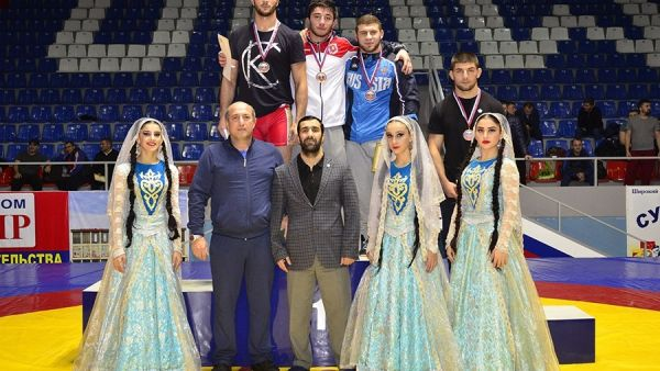 Симферополец Азамат Закуев – победитель юниорского первенства России по вольной борьбе